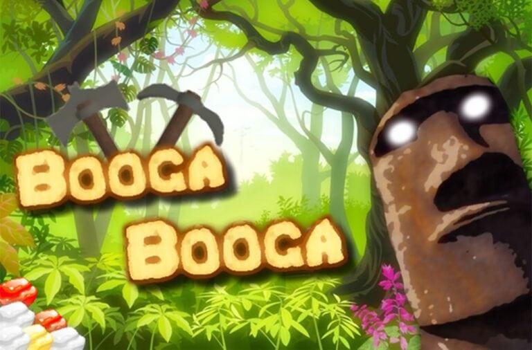 booga booga roblox