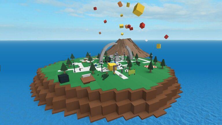 natural disaster survival juego roblox
