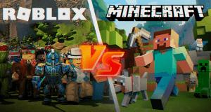 Roblox vs Minecraft