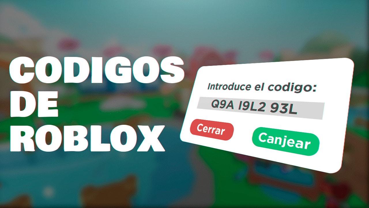 Lista de Códigos de Roblox - Promocodes - Septiembre 2020 - TodoRoblox