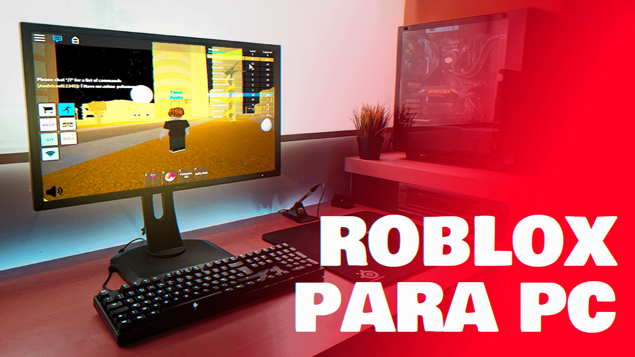 Descargar Roblox Para Pc Windows 7 8 10 Todoroblox