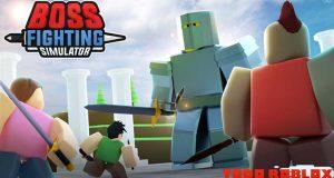 Códigos para Boss Fighting Simulator