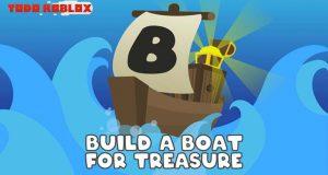 Códigos para Build a Boat for Treasure
