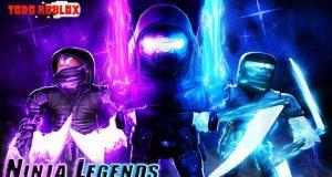 Códigos para Ninja Legends
