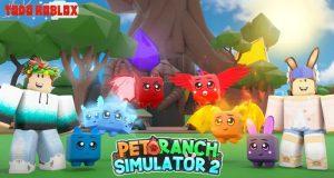 Códigos para Pet Ranch Simulator 2