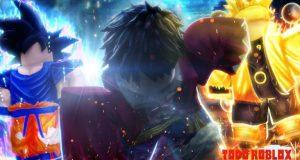 Códigos para Anime Fighting Simulator