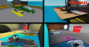 Códigos para Battleship Tycoon