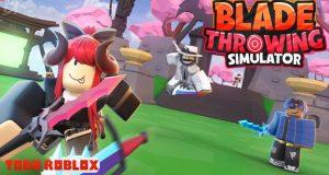 Códigos para Blade Throwing Simulator