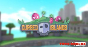 Códigos para Cursed Islands