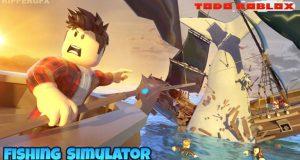 Códigos para Fishing Simulator