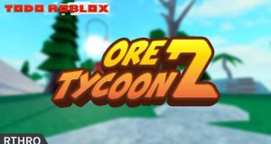 Códigos para Ore Tycoon 2