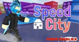 Códigos para Speed City