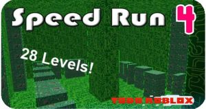 Códigos para Speed Run 4
