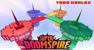 Códigos para Super Doomspire