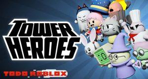 Códigos para Tower Heroes