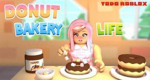 Códigos para Donut Bakery Life