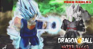 Códigos para Dragon Ball Hyper Blood