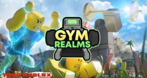 Códigos para Gym Realms