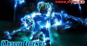Códigos para Muscle Legends