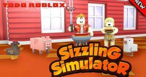 Códigos para Sizzling Simulator