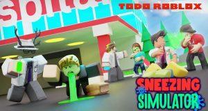 Códigos para Sneeze Simulator