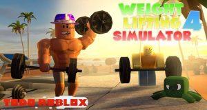 Códigos para Weight Lifting Simulator 4