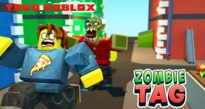 Códigos para Zombie Tag